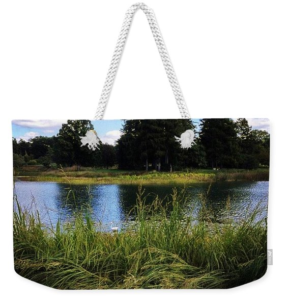 Can You Spot The Egret Weekender Tote Bag