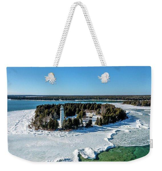 Cana Island Weekender Tote Bag