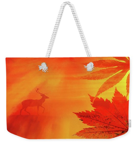 Canada 150 Weekender Tote Bag