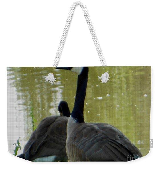 Canada Goose Edge Of Pond Weekender Tote Bag