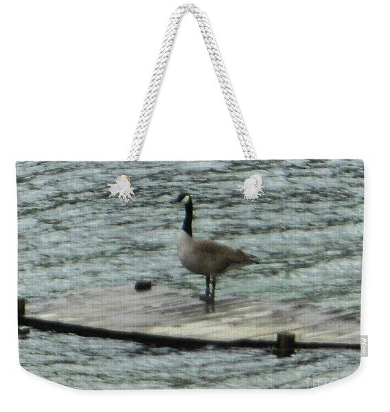 Canada Goose Lake Dock Weekender Tote Bag