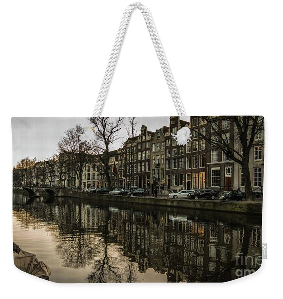 Canal House Reflections Weekender Tote Bag