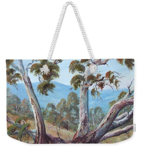 Canberra Hills Weekender Tote Bag
