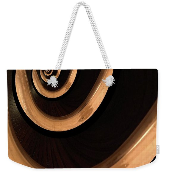 Candle Manipulation Weekender Tote Bag