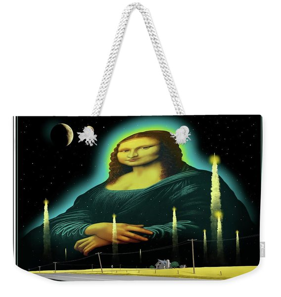 Candles For Mona Weekender Tote Bag