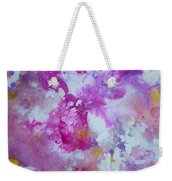 Candy Clouds Weekender Tote Bag