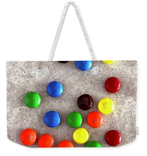 Candy Counter Weekender Tote Bag