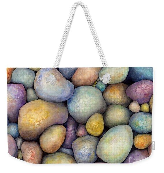 Rock Candy Weekender Tote Bag