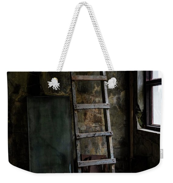 Cannery Ladder Weekender Tote Bag