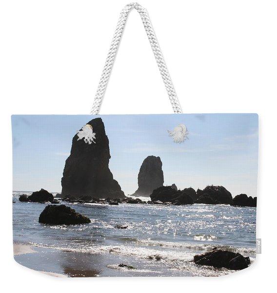 Cannon Beach II Weekender Tote Bag