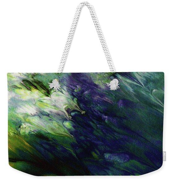 Canopy 3- Art By Linda Woods Weekender Tote Bag