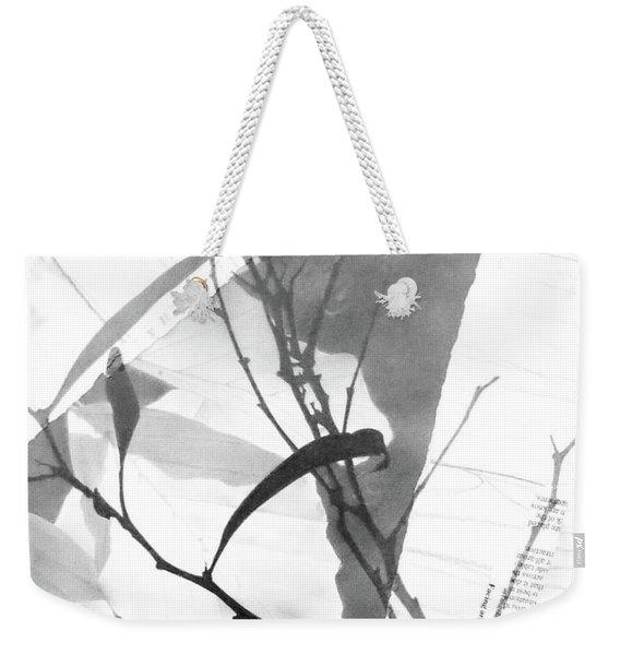 Canopy No. 2 Weekender Tote Bag
