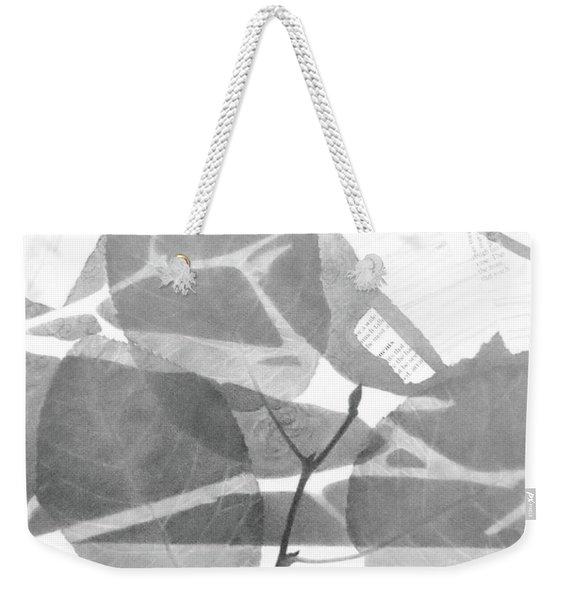 Canopy No.1 Weekender Tote Bag