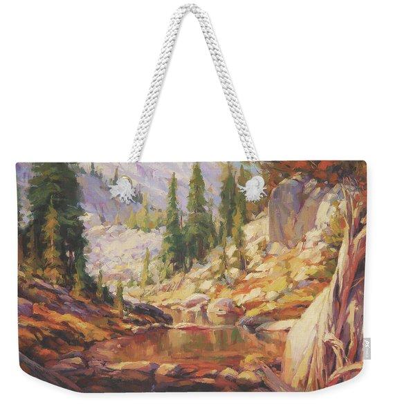 Cantata Weekender Tote Bag