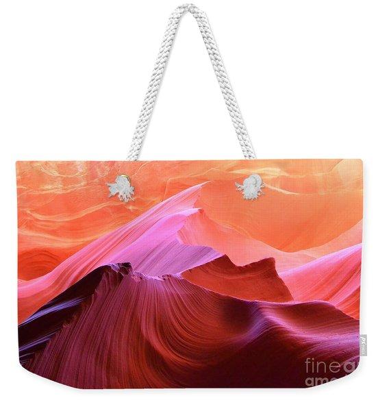 Canyon Arizona - Sand Stone Weekender Tote Bag