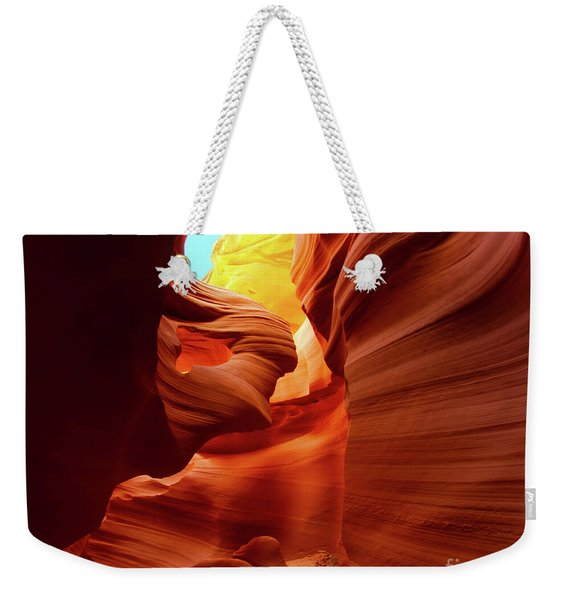 Canyon Dreams 6 Weekender Tote Bag