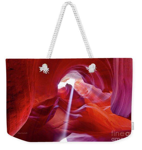 Canyon Dreams 7 Weekender Tote Bag