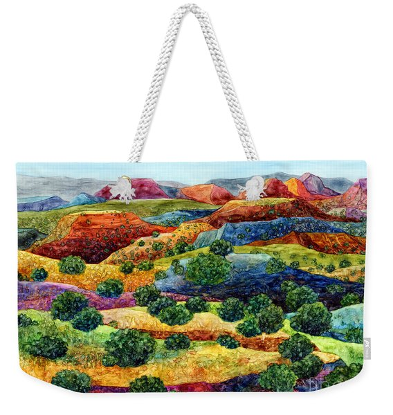 Canyon Impressions Weekender Tote Bag