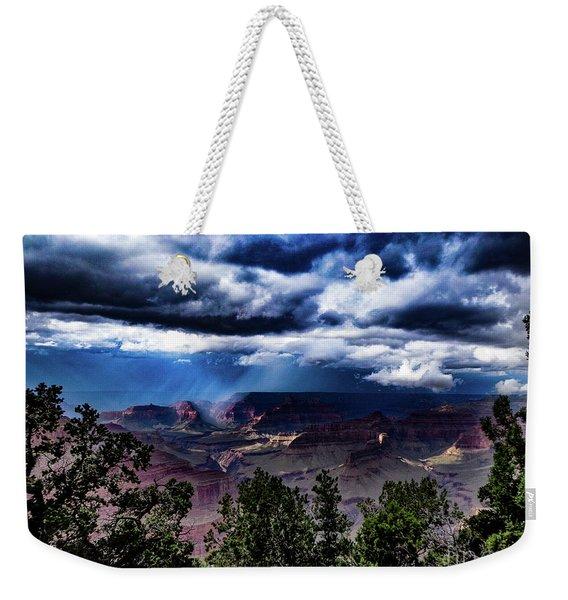 Canyon Rains Weekender Tote Bag