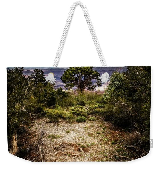 Canyon Sentinel Weekender Tote Bag