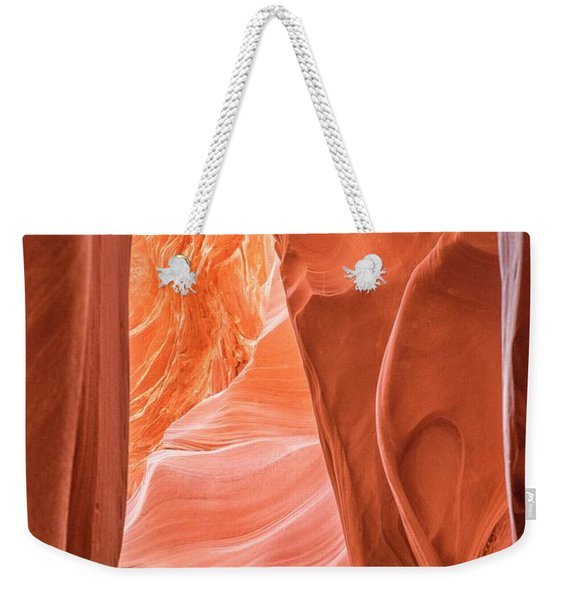 Canyon Textures Weekender Tote Bag