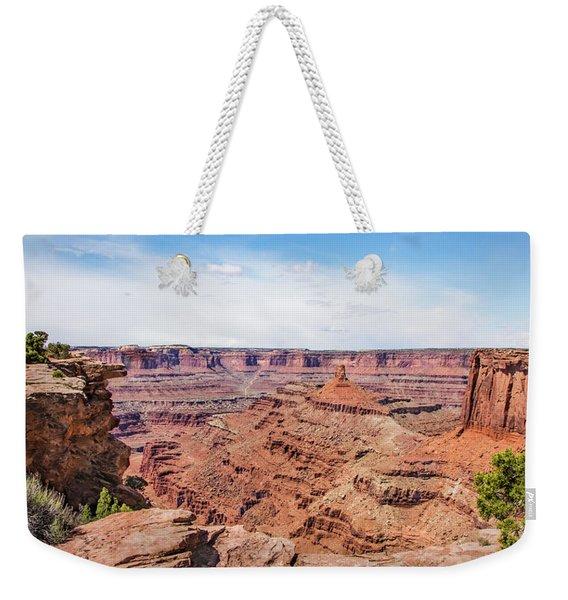 Canyonlands Near Moab Weekender Tote Bag