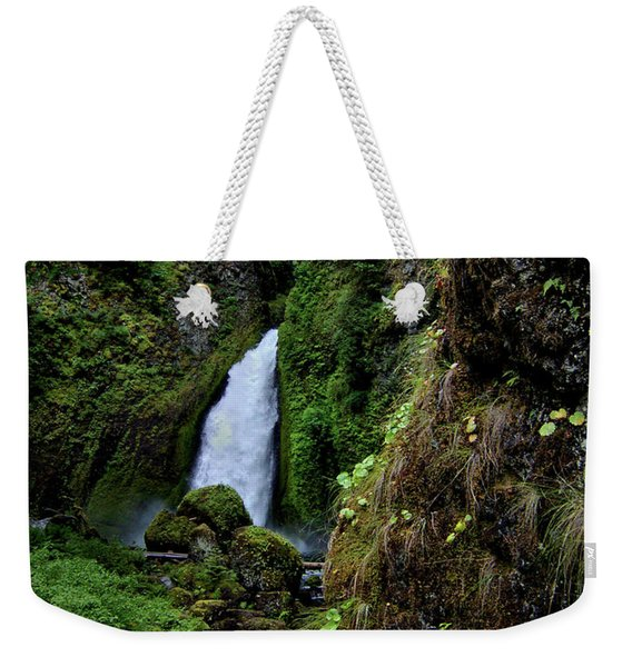 Canyon's End Weekender Tote Bag