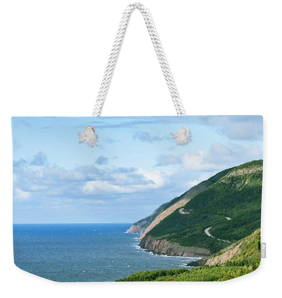 Cape Breton Highlands National Park Weekender Tote Bag