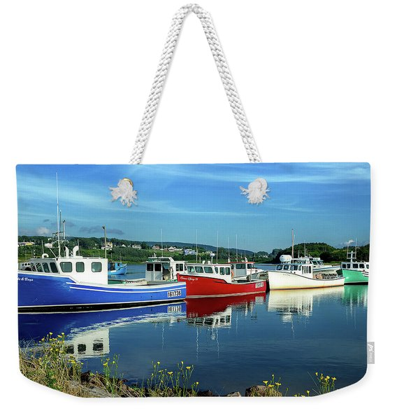 Cape Breton Island Weekender Tote Bag