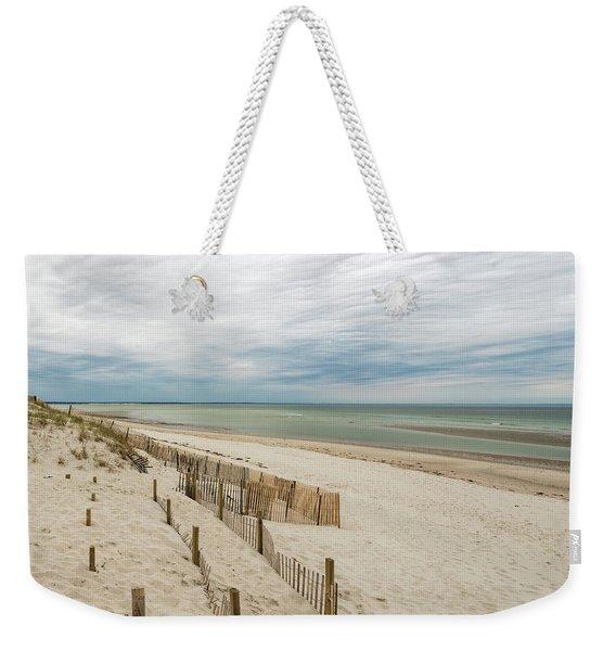 Cape Cod Bay Lookout Weekender Tote Bag