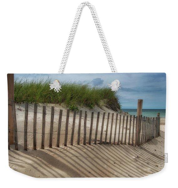 Cape Cod Sand Dunes Weekender Tote Bag
