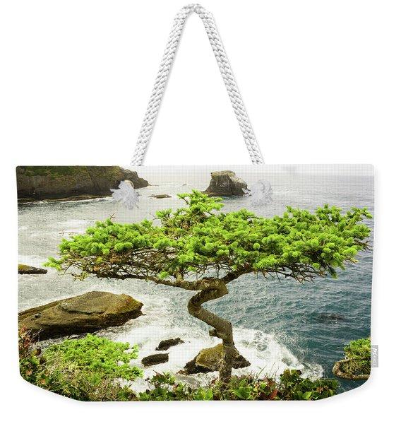 Cape Flattery Weekender Tote Bag