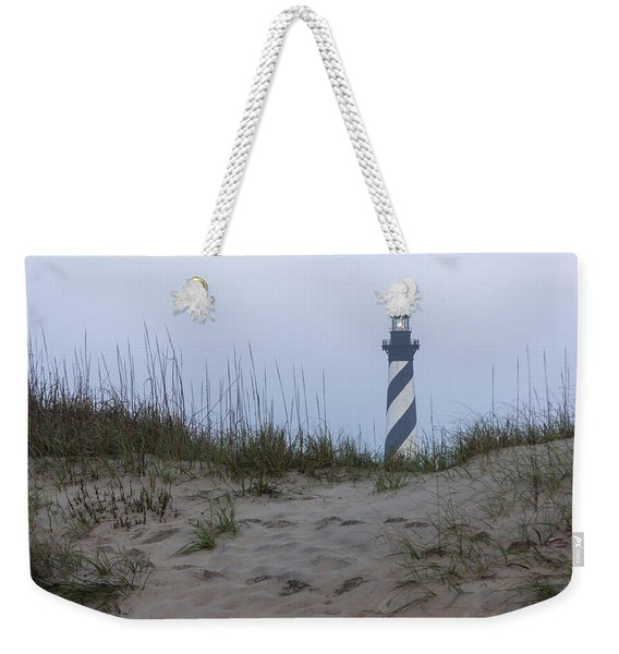 Cape Hatteras Over The Dunes Weekender Tote Bag