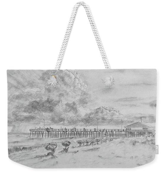 Cape Hatteras Summer Day Weekender Tote Bag