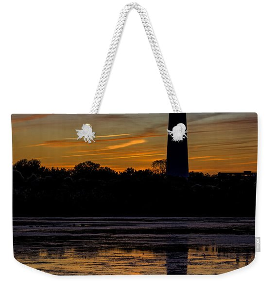 Cape May Afterglow Weekender Tote Bag