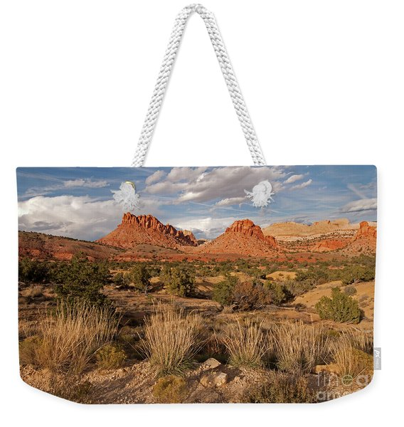 Capital Reef National Park Weekender Tote Bag