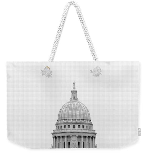 Capitol Cloud Weekender Tote Bag