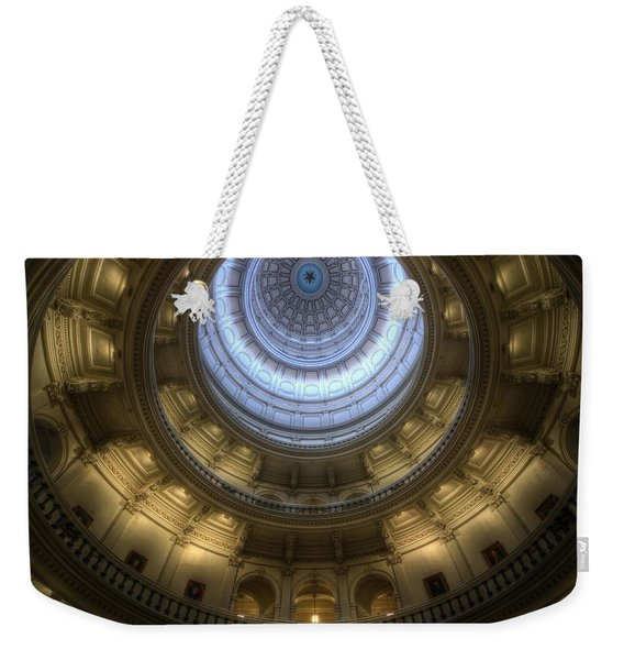 Capitol Dome Interior Weekender Tote Bag