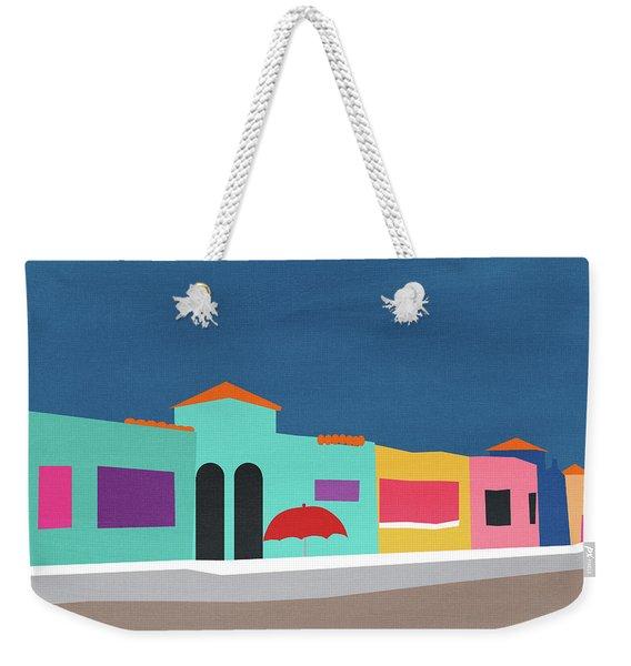 Capitola Venetian- Art By Linda Woods Weekender Tote Bag