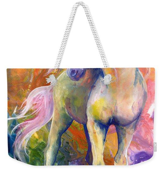 Capricious Weekender Tote Bag