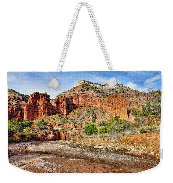 Caprock Canyon Weekender Tote Bag