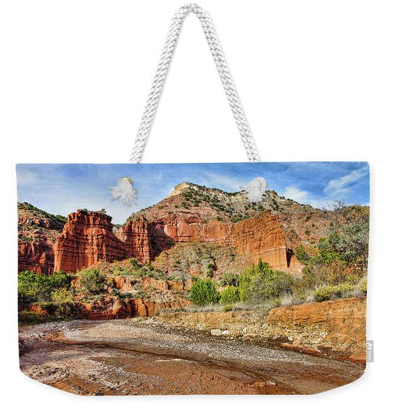 Caprock Canyon Weekender Tote Bag