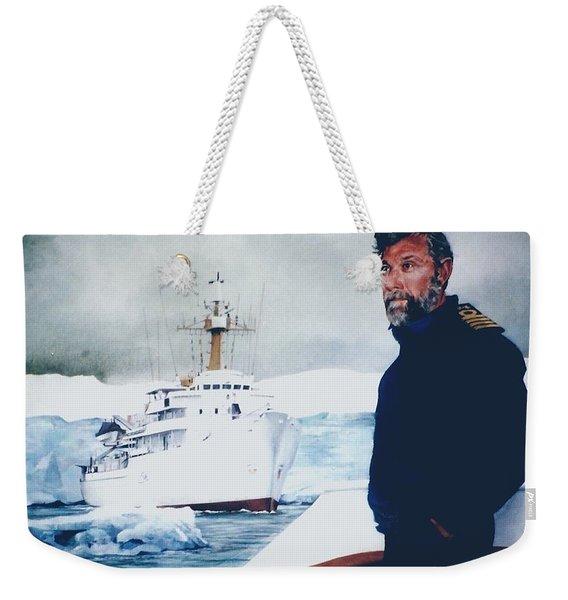 Capt Derek Law Weekender Tote Bag