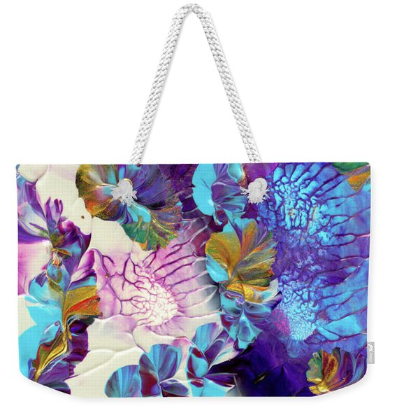 Captivating Weekender Tote Bag