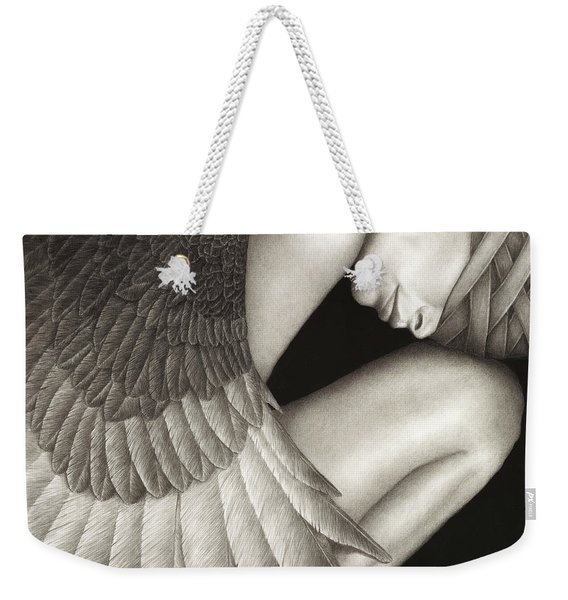 Captivity Weekender Tote Bag