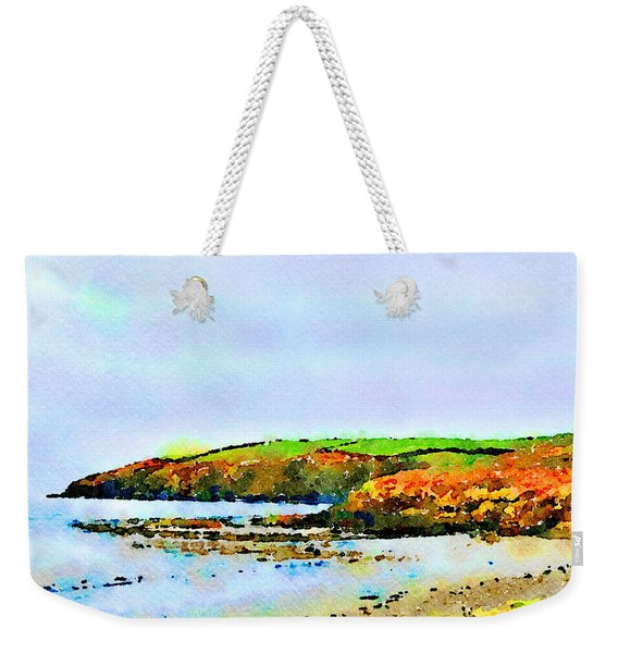 Cardigan Bay Weekender Tote Bag