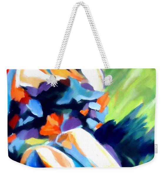 Care Free Weekender Tote Bag