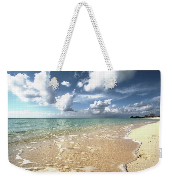 Carib View Weekender Tote Bag