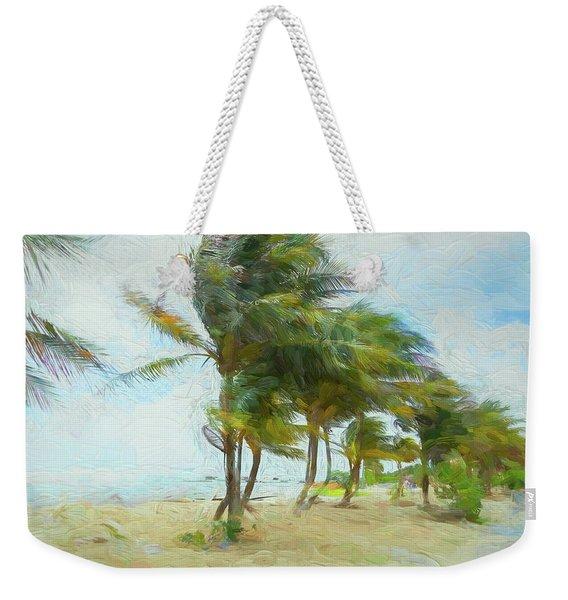 Caribbean Getaway Weekender Tote Bag