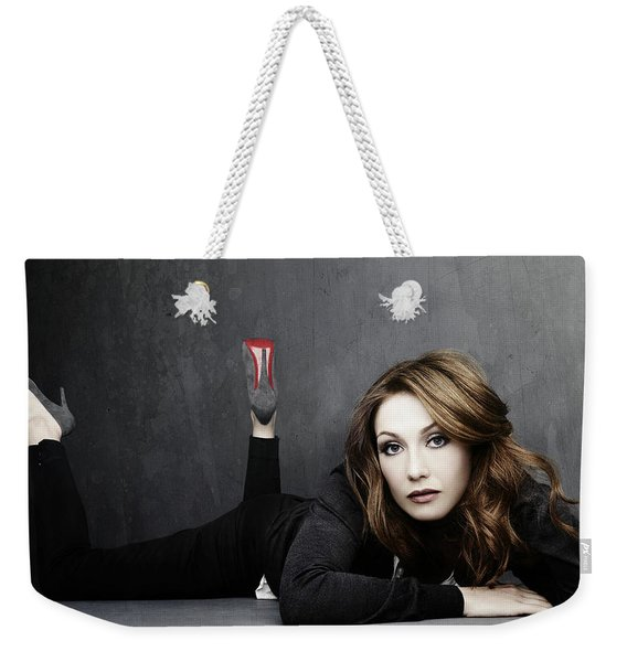 Carice Van Houten Weekender Tote Bag